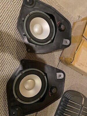 """Infinity Kappa Perfect6.1 Component 6.5"""" Mids Woofers + Tweeters No Crossovers"""