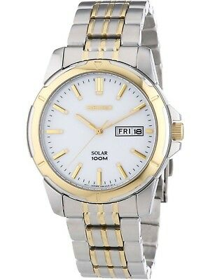 SEIKO SNE094P1,Men's dress,Solar Quartz,Stainless case,day,date,100m WR,SNE094