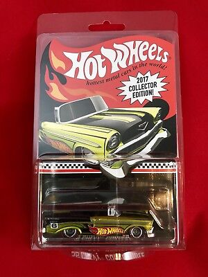 Hot Wheels  56 Chevy Convertible Collector Edition Kmart Mail Away Exclusive
