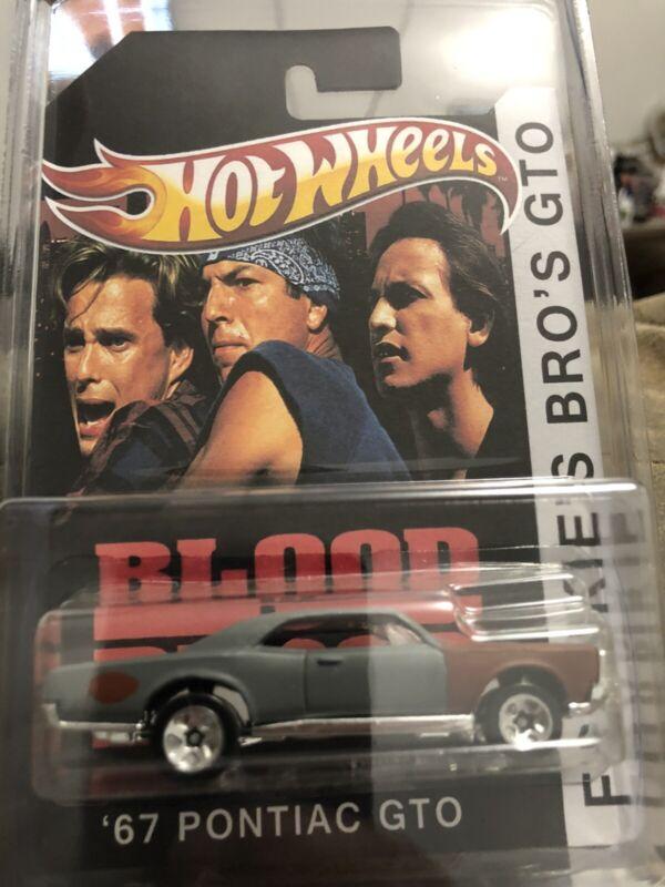 CUSTOM Hot Wheels GTO BLOOD IN BLOOD OUT movie Car Custom Card