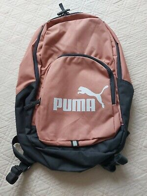 Unisex Puma Backpack , School,sport,with reflective detail and ergonomic straps