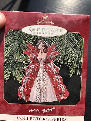 NEW Hallmark Keepsake Christmas Ornament 1997 Holiday Barbie Collector's Series