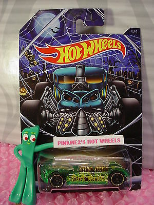 Rods #4 WHAT-4-2∞Green/Gold; pr5☠ ☠Kmart Hot Wheels (Halloween Kmart)