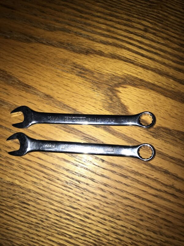 2 ROUSH WRENCH - 10mm Made in USA - BY MAC TOOLS