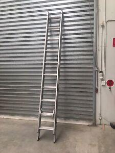 Gorilla Industrial Strength Straight Ladder