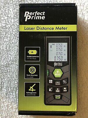 Perfect Prime Laser Distance Meter Rf0350 50m Distance