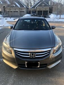 2011 Honda Accord EX-L w/Navi