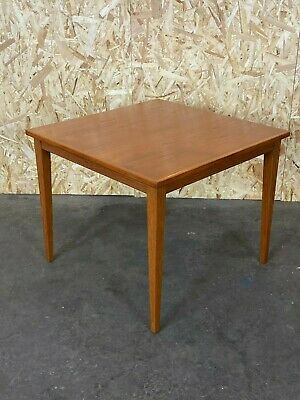 DRAENERT DESIGN  Side Table PRIMUS COFFEE TABLE OEL-SCHIEFER  Couchtisch 1960s
