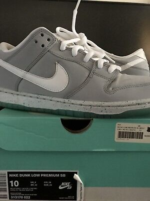 Nike SB Dunk Low Marty Mc Fly Back To The Future - Marty Mc