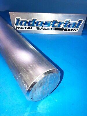 7075 T651 Aluminum Round Bar 2-12 Dia X 24-long--2.500 Dia 7075 Aluminum