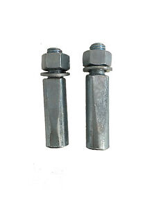 Bicycle-Bike-Cycle-Standard Cotter Pin 9.5 mm 3/8