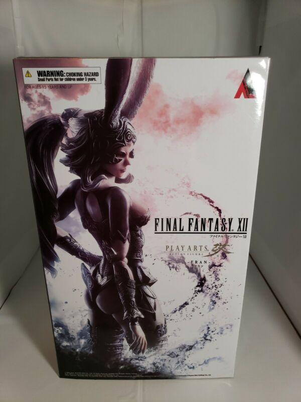"Square Enix Play Arts Kai Final Fantasy XII *FRAN* 12"" Figure Sealed"