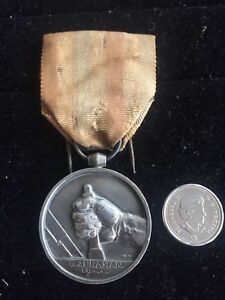 French World War Era Railway Medal