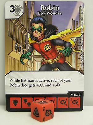 DC Dice Masters - #063 Robin Boy Wonder - Justice League ()