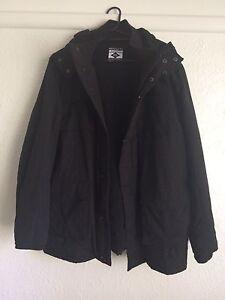 Men's Black Jacket Size 3XL Yarraville Maribyrnong Area Preview