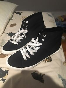 ASOS Canvas Sneakers - Men's Size 9 - 2 pairs