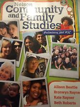 Year 11and 12 community family studies textbook Taren Point Sutherland Area Preview