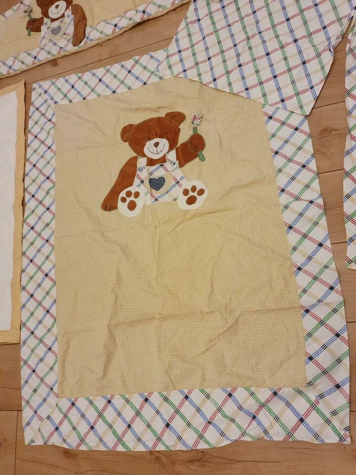Baby Bettwäsche Set von Roba mit Teddybärmotiv in Weitersbach