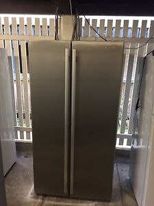 Westinghouse  Stainless Steel Fridge / Freezer Kangaroo Point Brisbane South East Preview