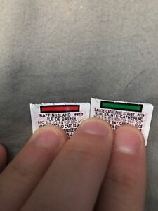 McDonald's Monopoly Stickers Best Offer gets it