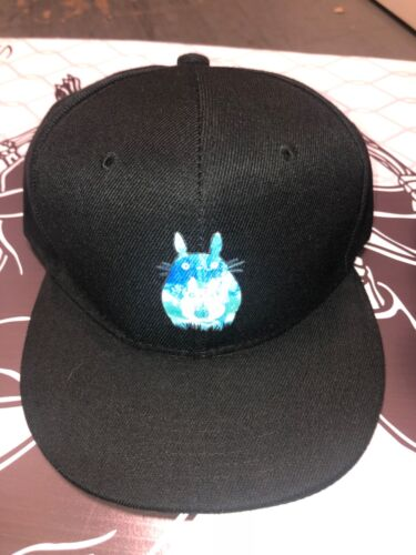 Very Rare My Neighbor Totoro Sanpback Hat Cap myazaki anime art studio ghibli