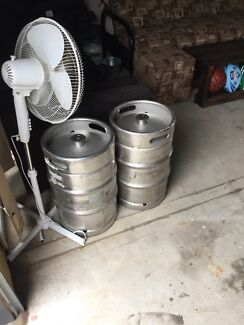 Beer kegs Rutherford Maitland Area Preview