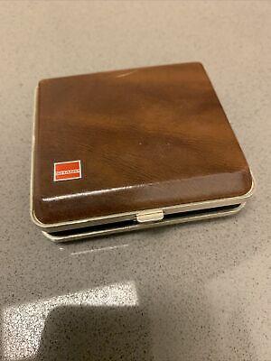 Vintage SHARP ELSI MATE EL-8019 No Battery. Pocket Wallet Calculator
