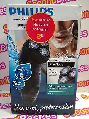 Máquina de afeitar eléctrica Philips AT751 Nuevo