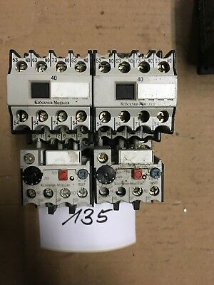 Moeller DIL 00 M - 01 + 40 DIL + Z00-6