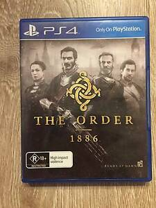 ps4 game for sale. The order 1886 Pyrmont Inner Sydney Preview