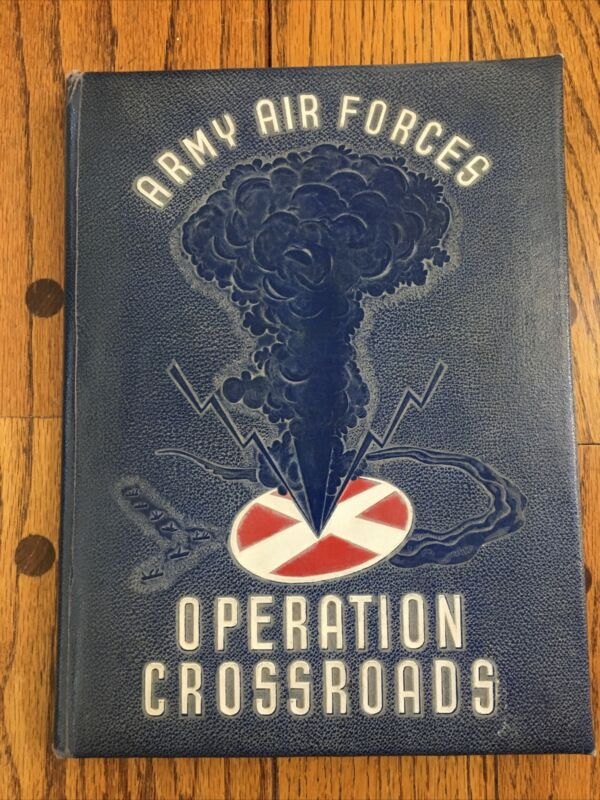 Operation Crossroads 1946 Fotomics Bikini Atoll  Nuclear Test Army Air Forces
