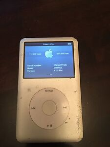 1 iPod for sale