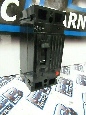 Ge Teb122100 100 Amp 240 Volt 2 Pole Black Circuit Breaker- Warranty