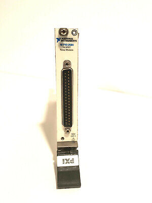 National Instruments Ni Pxi-2564 16-channel 5 A Spst Pxi Relay Module
