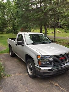GMC Canyon SLE 2011