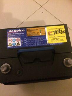 1 Month Old Battery Up For Sale Rockdale Rockdale Area Preview