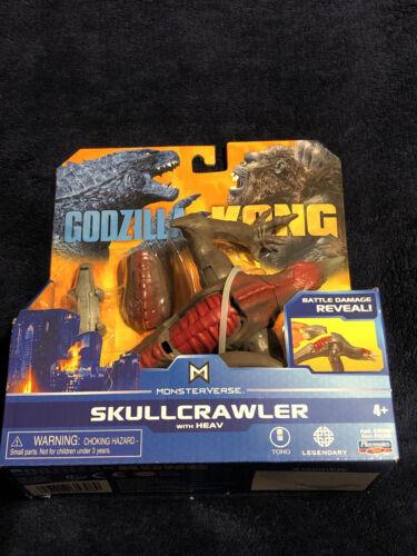 GODZILLA VS KING KONG SKULL CRAWLER WALMART EXCLUSIVE - $33.00