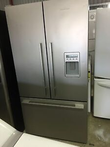 Fisher & Paykel 610Ltr French door with 2 months warranty Forest Glen Maroochydore Area Preview
