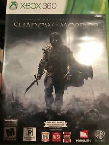 Jeux xbox 360 shadow of mordor