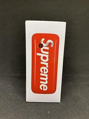 Supreme Blu Burner Phone FW19 Red Brand New never used