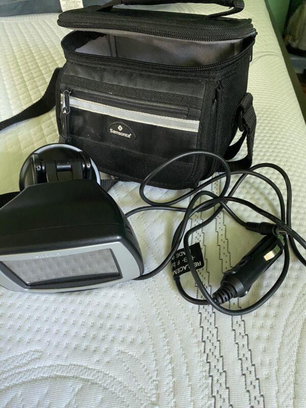 Garmin GPS For The Car With Bag