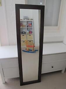 Wardrobe or hallway mirror Fitzroy North Yarra Area Preview