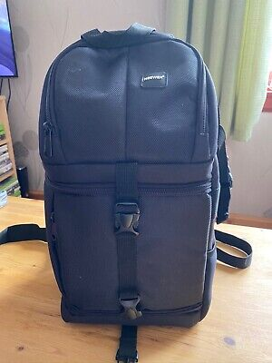 Neewer Camera Bag Case Sling Backpack With Padded Dividers For DSLR