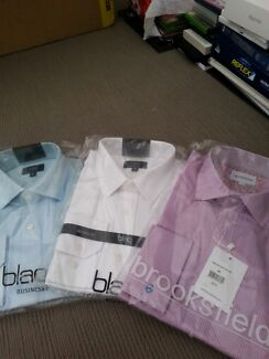 NEW UNOPENED 3x Mens business shirts size 39/40 Balga Stirling Area Preview