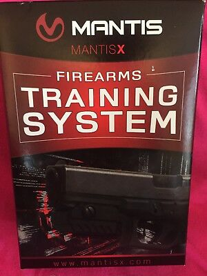 Mantisx Firearm Training System   New