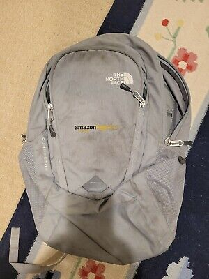 The North Face Connector Backpack With Amazon logistics logo