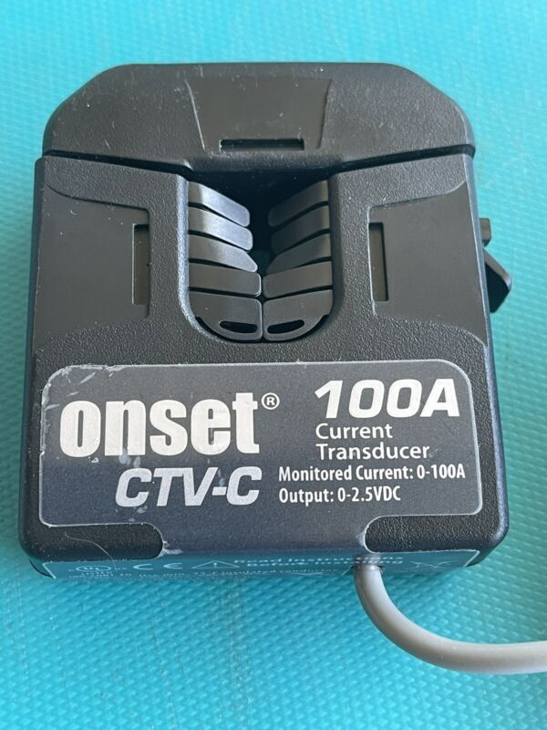 Onset CTV-C 100A split core ACcurrent Transducer 10 to 100 Amp