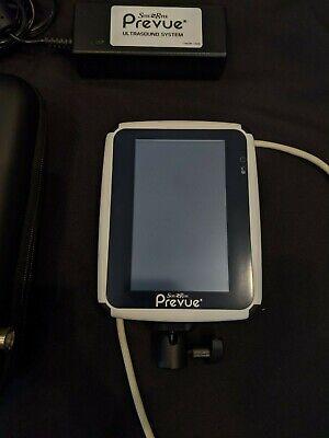 Bard Site Rite Prevue Portable Ultrasound Machine Wprobe 9770090