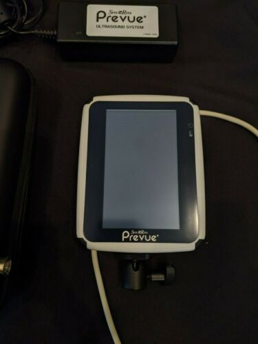 Bard Site Rite Prevue Portable Ultrasound Machine w/Probe 9770090