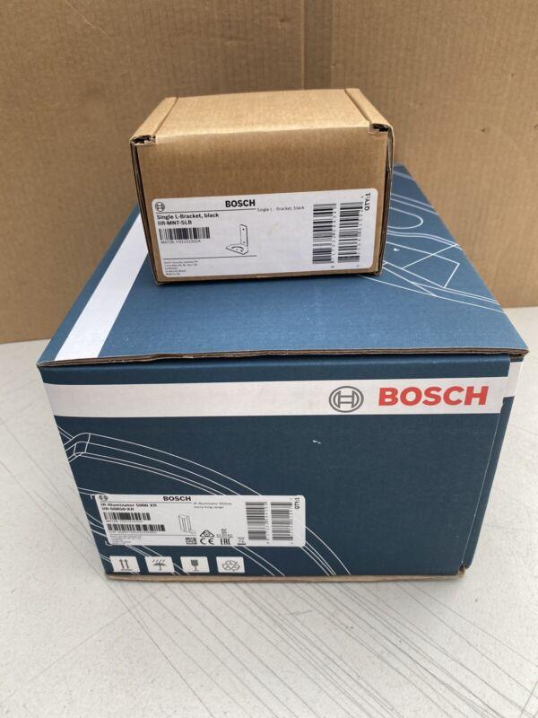 NEW SEALED Bosch IIR-50850-XR Infrared Illuminator 5000 XR Long Range & Bracket
